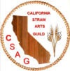 CSAG logo designed by Christine Swanson.